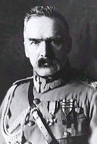 Naczelny Wódz Piłsudski do żołnierzy